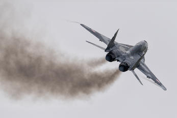 4110 - Poland - Air Force Mikoyan-Gurevich MiG-29G