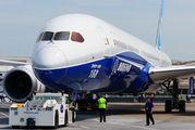 N528ZC - Boeing Company Boeing 787-10 Dreamliner aircraft