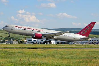 N342AX - Omni Air International Boeing 767-300ER