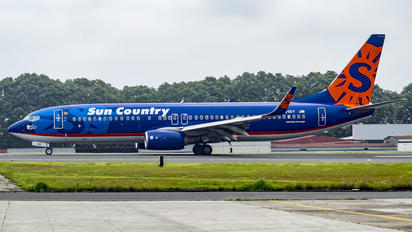 N801SY - Sun Country Airlines Boeing 737-800