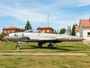 E.15-52 - Spain - Air Force Lockheed T-33A Shooting Star
