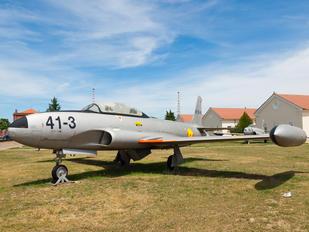 E.15-49 - Spain - Air Force Lockheed T-33A Shooting Star