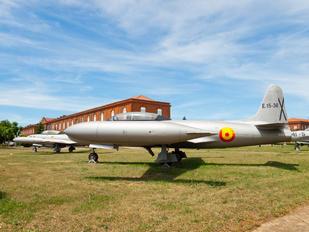 E.15-36 - Spain - Air Force Lockheed T-33A Shooting Star