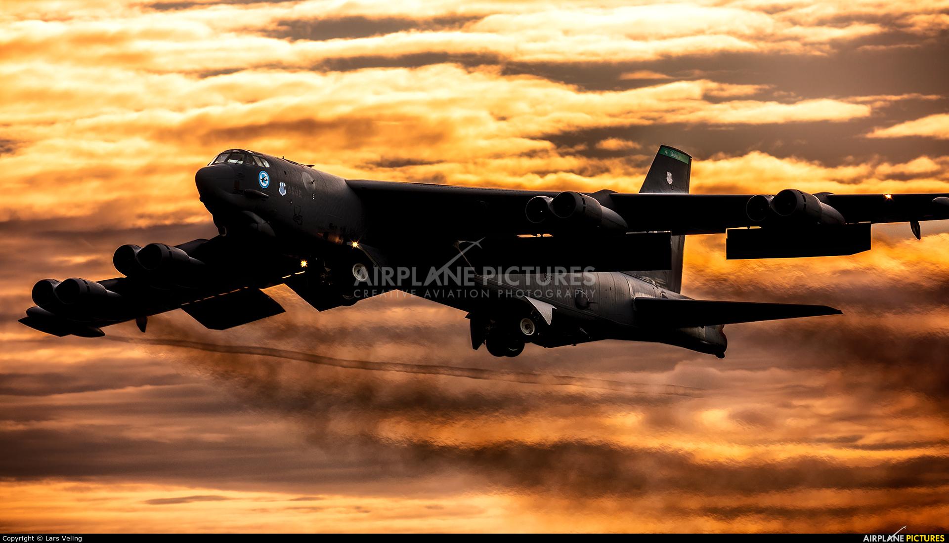 USA - Air Force 60-0002 aircraft at Fairford