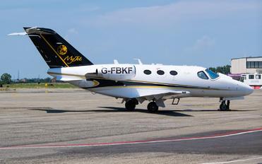 G-FBKF - Private Cessna 510 Citation Mustang