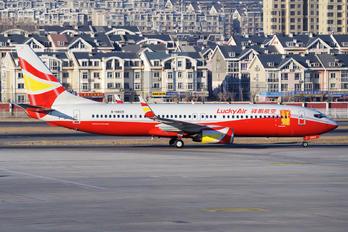 B-6809 - Lucky Air Boeing 737-800