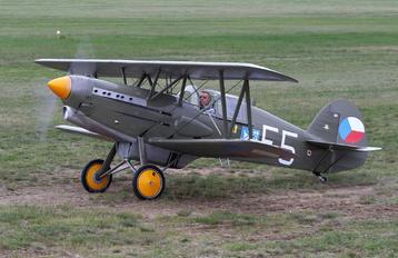 OK-QAB01 - Private Avia B-534