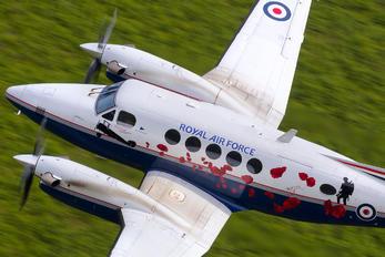 ZK459 - Royal Air Force Beechcraft 200 King Air