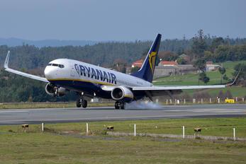 EI-DLB - Ryanair Boeing 737-800