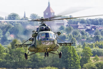 6110 - Poland- Air Force: Special Forces Mil Mi-17-1V