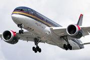 JY-BAB - Royal Jordanian Boeing 787-8 Dreamliner aircraft