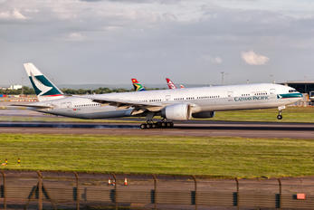 B-KPO - Cathay Pacific Boeing 777-300ER