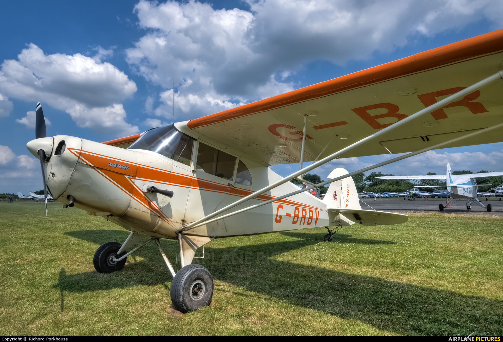 G-BRBV - Private Piper J4 Cub Cruiser at North Weald | Photo