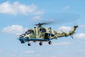 6W-HCB - Senegal - Government Mil Mi-24V
