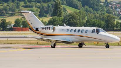 OM-FTS - Private Cessna 525A Citation CJ2
