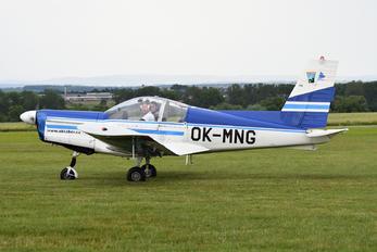 OK-MNG - Aeroklub Tábor Zlín Aircraft Z-142