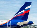 VQ-BKS - Aeroflot Airbus A320 aircraft
