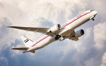 A6-PFE - Abu Dhabi - Royal Flight Boeing 787-9 Dreamliner