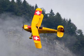 HB-UUY - Private Bücker Bü.131 Jungmann