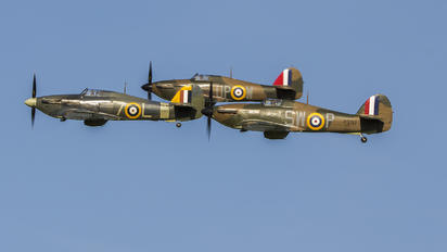 - - The Shuttleworth Collection Hawker Hurricane Mk.I (all models)