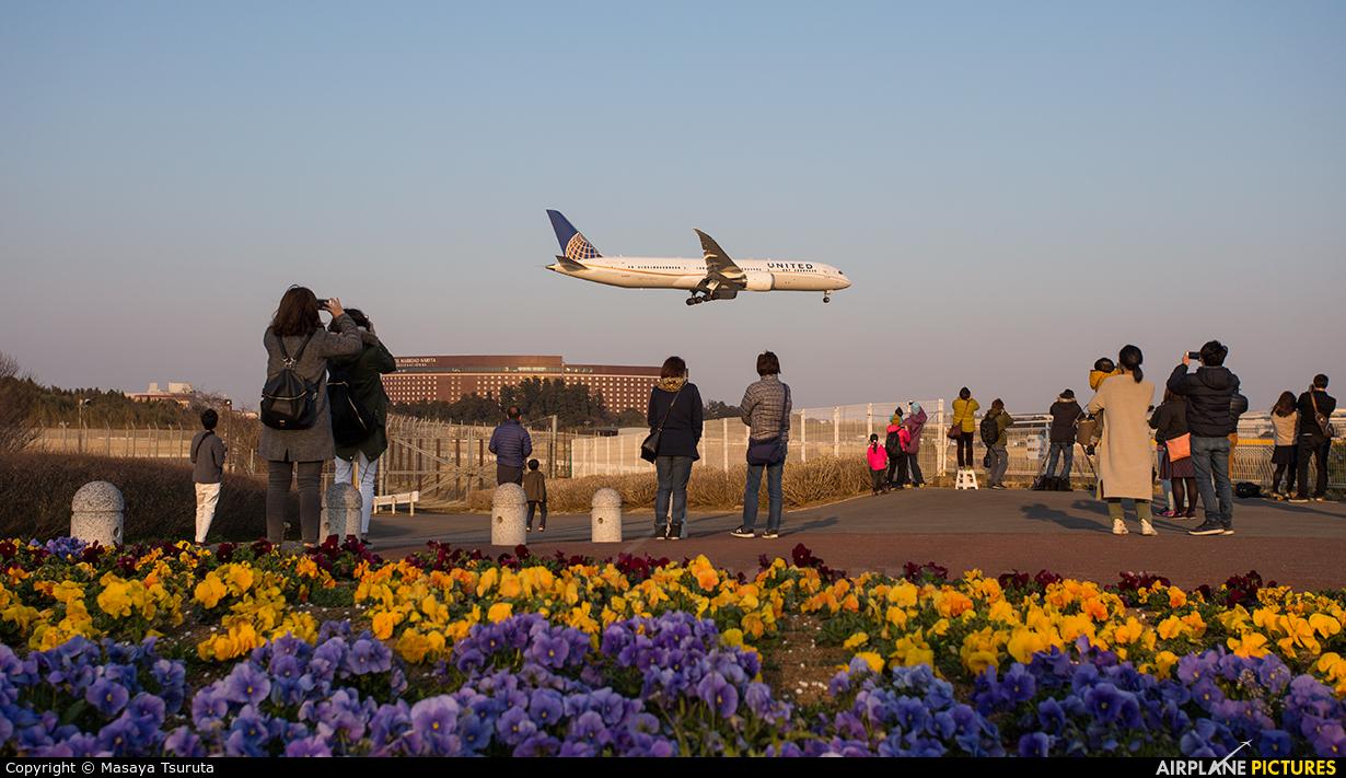 - Airport Overview - aircraft at Tokyo - Narita Intl