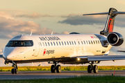 Air Canada Express new livery on CRJ-900 title=