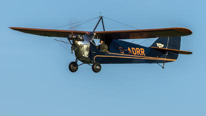 G-ADRR - Private Aeronca Aircraft Corp C3