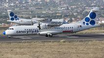 EC-IZO - CanaryFly ATR 72 (all models) aircraft