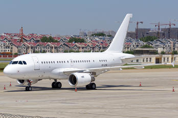 VP-CYB - Business Aviation Asia Airbus A318 CJ