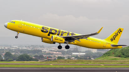 N668NK - Spirit Airlines Airbus A321