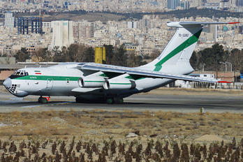 15-2282 - Iran - Islamic Republic Air Force Ilyushin Il-76 (all models)