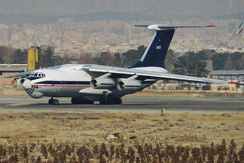 5-8210 - Iran - Islamic Republic Air Force Ilyushin Il-76 (all models)