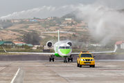 EC-MPA - Binter Canarias Bombardier CRJ-1000NextGen aircraft