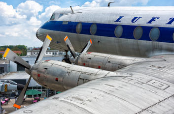 D-ANAF - Lufthansa Vickers Viscount
