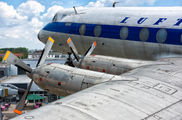 D-ANAF - Lufthansa Vickers Viscount aircraft