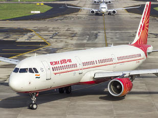VT-PPW - Air India Airbus A321