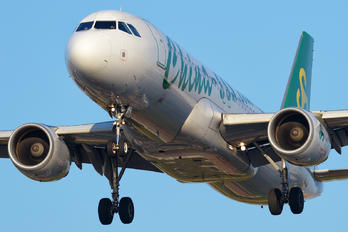 B-1628 - Spring Airlines Airbus A320