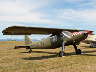 U.9-52 - Spain - Air Force Dornier Do.27
