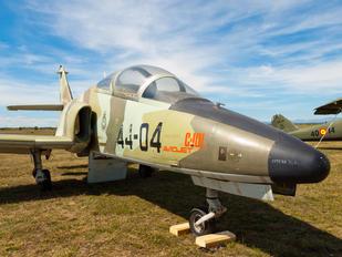 XE.25-04 - Spain - Air Force Casa C-101EB Aviojet