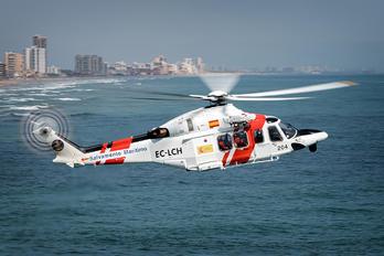 EC-LCH - Spain - Coast Guard Agusta Westland AW139