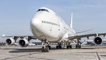 N897AS - Wamos Air Boeing 747-400 aircraft