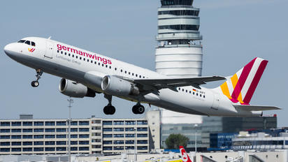 D-AIPT - Germanwings Airbus A320