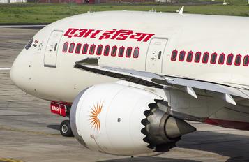 VT-ANR - Air India Boeing 787-8 Dreamliner