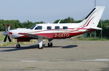 2-DITO - Private Piper PA-46 Malibu Meridian / Jetprop DLX