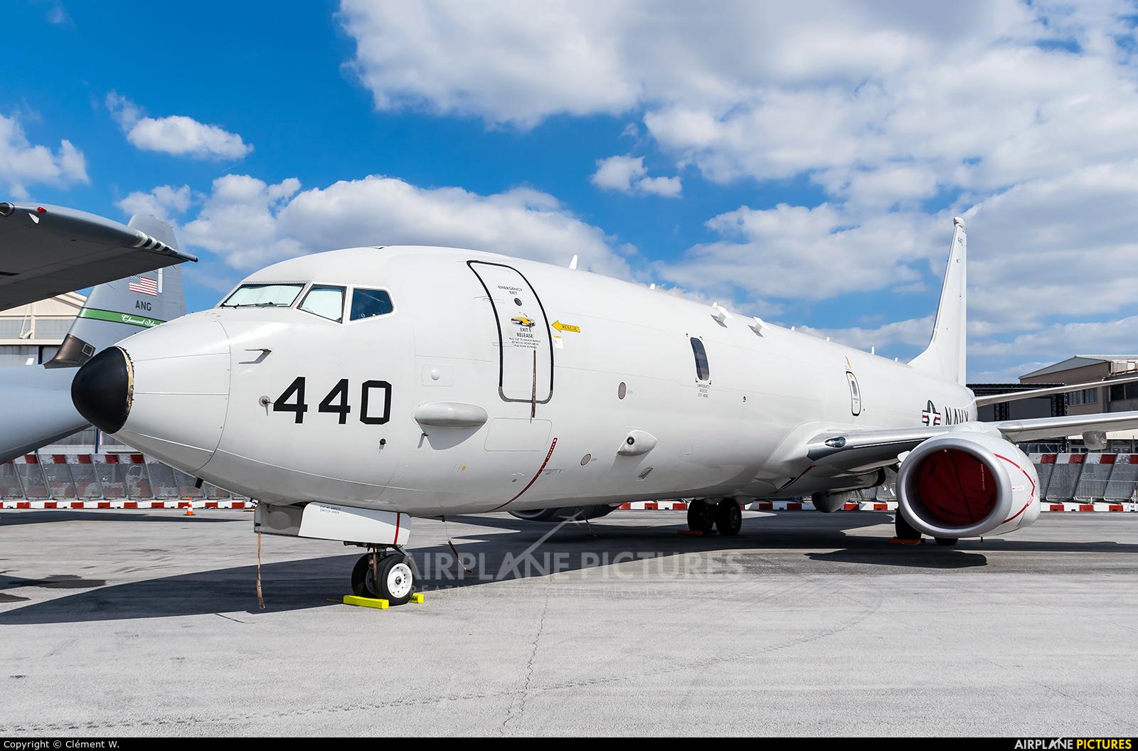 USA - Navy 168440 aircraft at Paris - Le Bourget