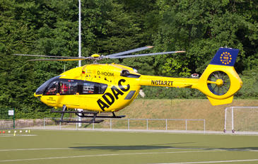 D-HDOM - ADAC Luftrettung Eurocopter EC145