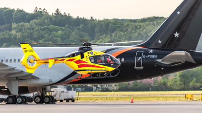 SP-HXL - Polish Medical Air Rescue - Lotnicze Pogotowie Ratunkowe Eurocopter EC135 (all models)