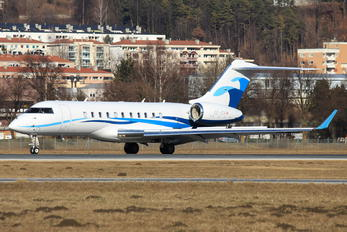 OE-ICA - Avcon Jet Bombardier BD-700 Global 5000