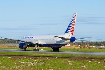 EI-RUZ - Transaero Airlines Boeing 767-300ER