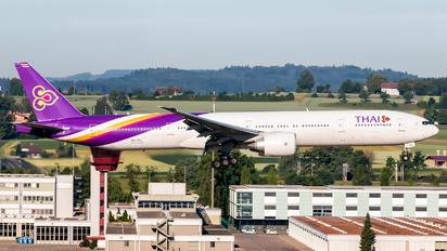 HS-TKL - Thai Airways Boeing 777-300ER